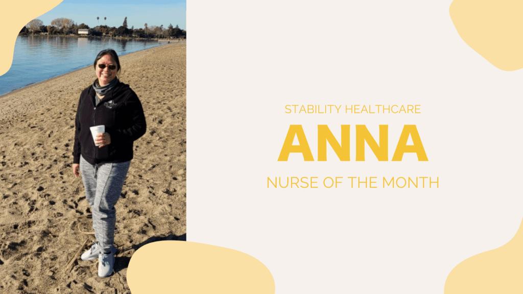 Nurse of the Month: Anna
