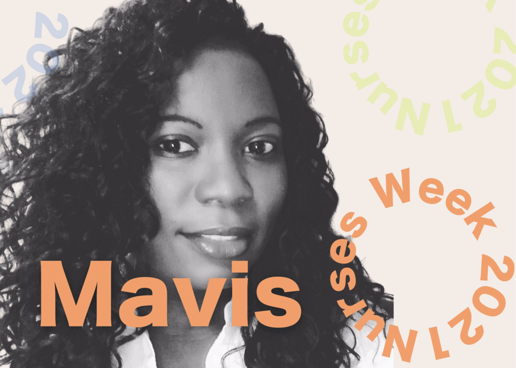 Nurses Week Highlight: Mavis