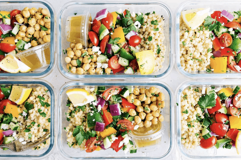 Three Meal Preps to Keep You Feeling Good Throughout Your Shift