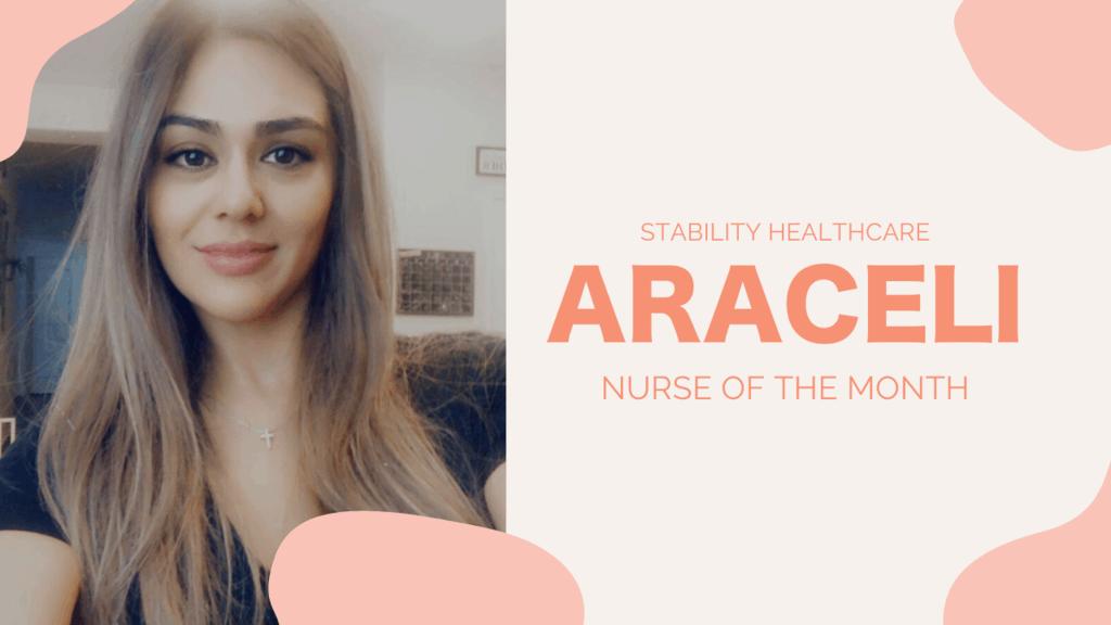 Featured Nurse: Araceli Garcia