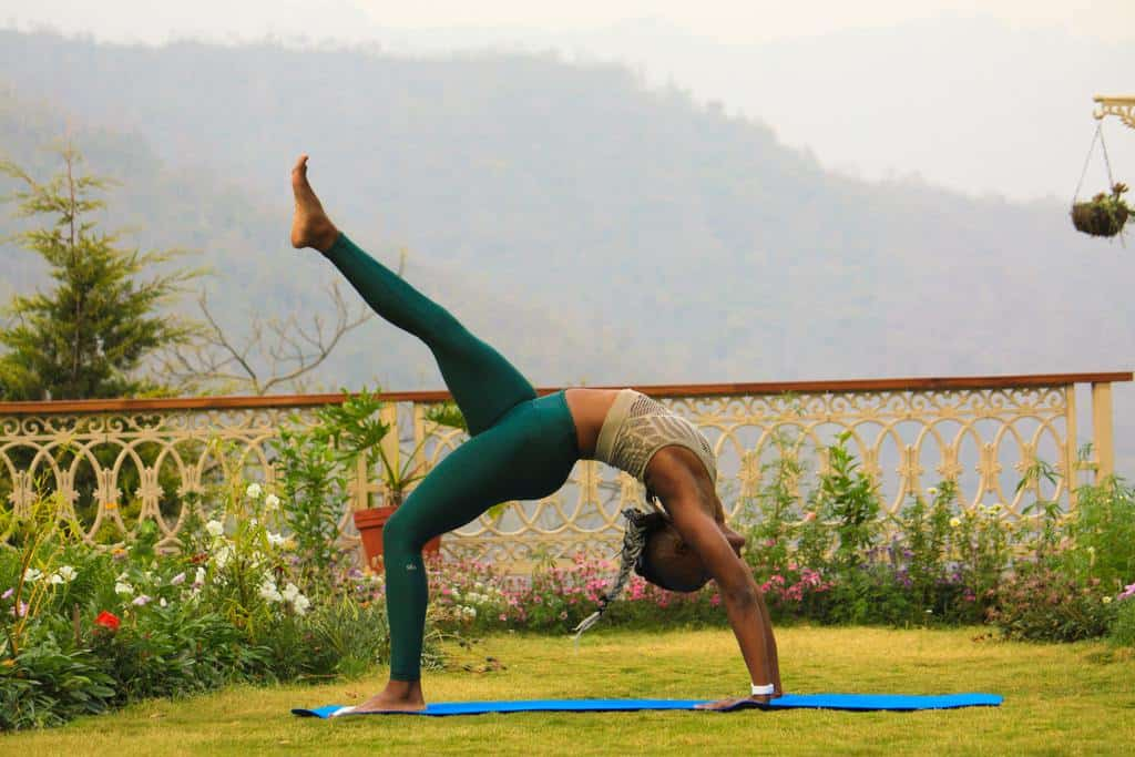 The Morning Yoga Flow That Will Keep You Sane During a Tough Shift